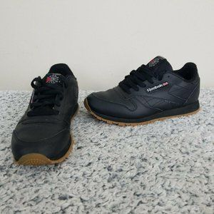 REEBOK CLASSIC LEATHER Men Shoes Gum Soles SZ 4